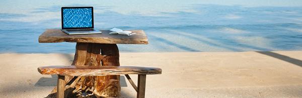 bureau-sur-la-plage