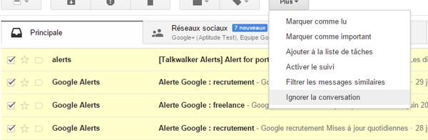 2.ignorer-la-conversation-google-gmail